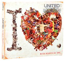 Album Image for Hillsong United 2008: With Hearts as One (The I Heart Revolution) (United Live Series) - DISC 1