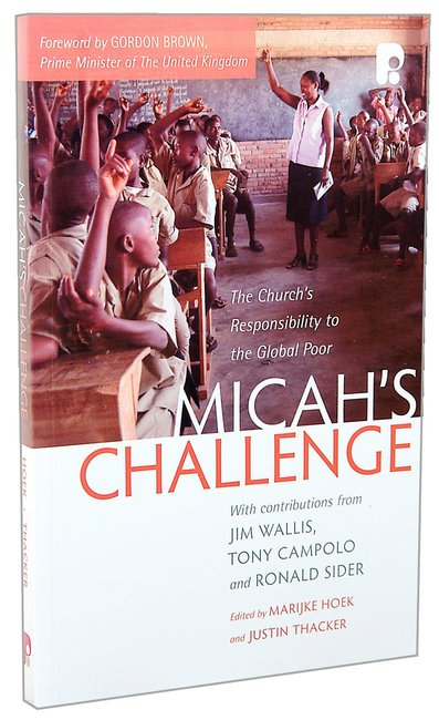 Product: Micah's Challenge: The Church's Responsibility To The Global Poor Image