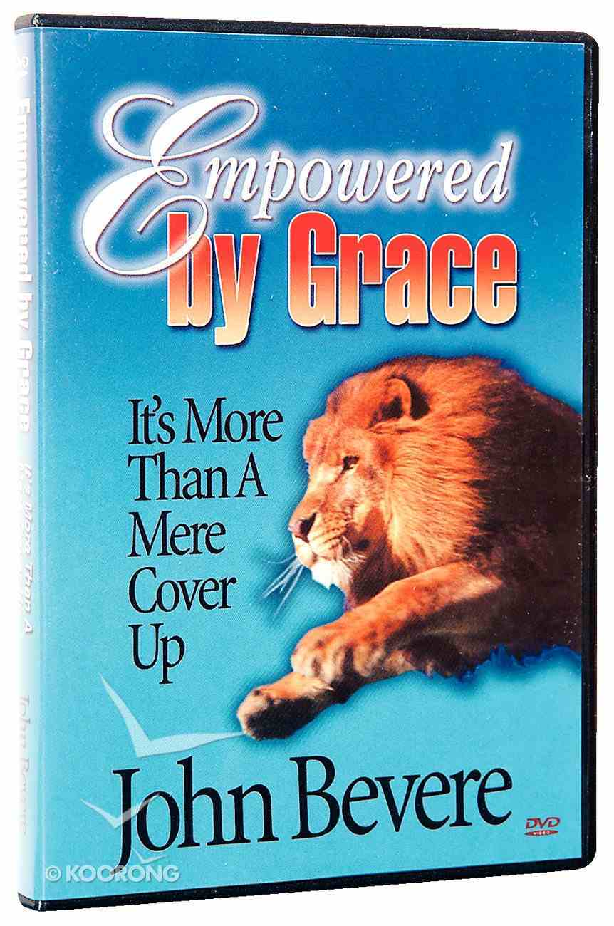 Empowered By Grace DVD
