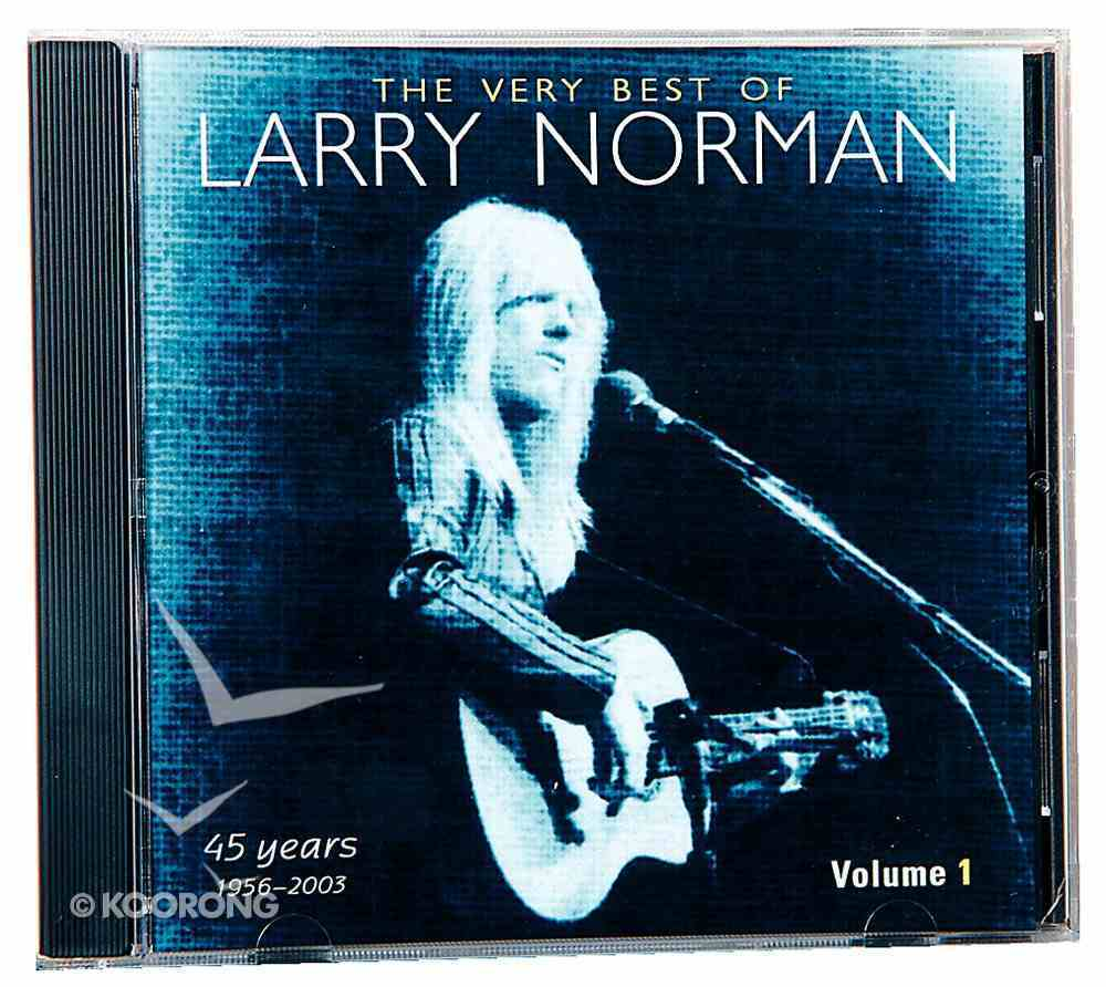 The Very Best of Larry Norman (Vol 1) CD
