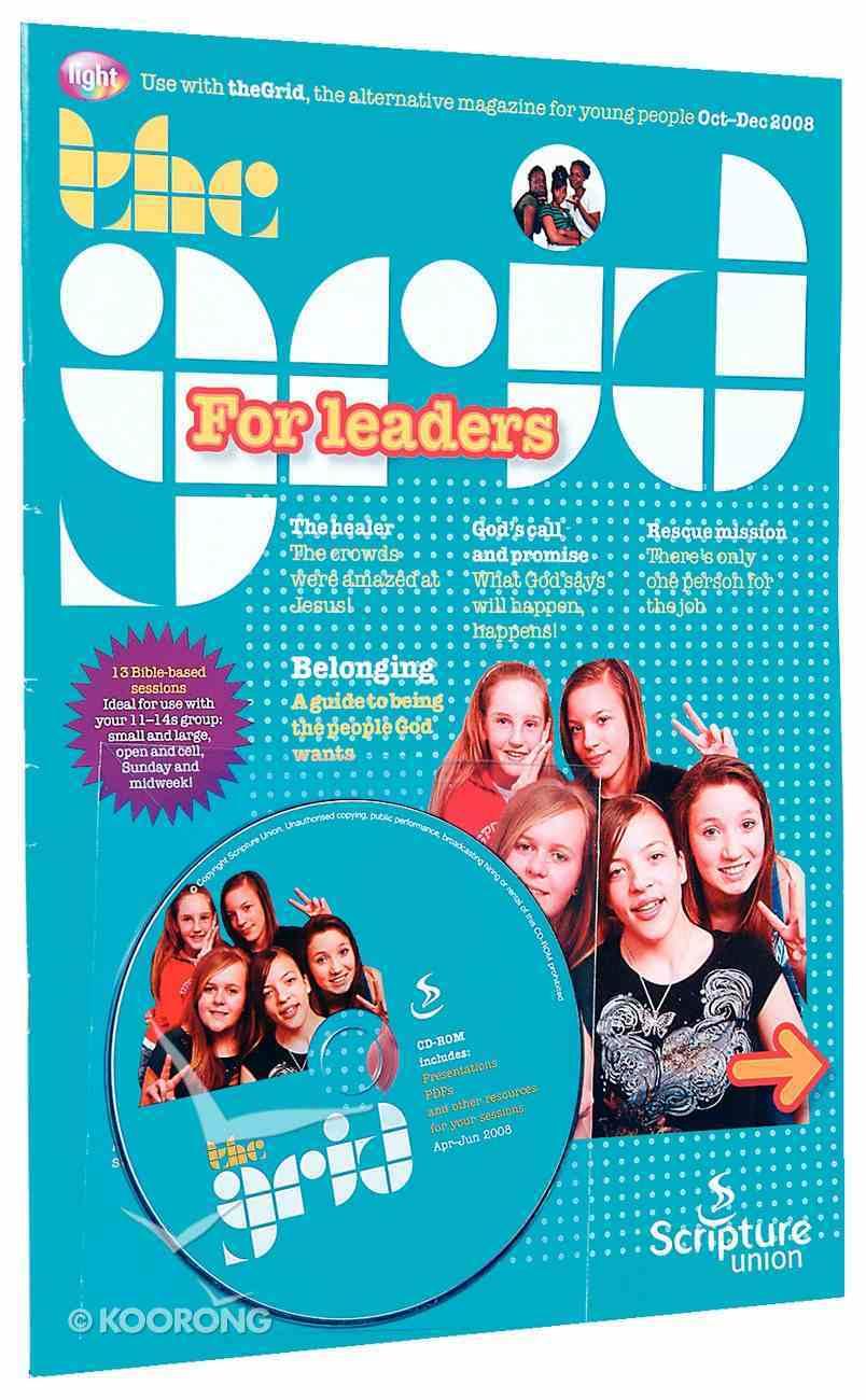 Light: Oct-Dec 2008 Teachers Guide 11/14 Salt (The Grid) Paperback