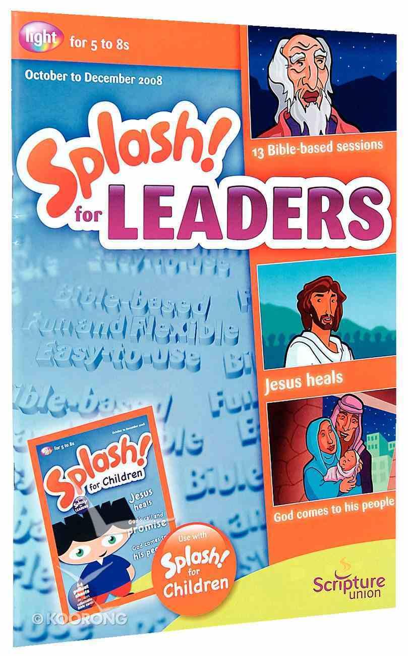 Light: Oct-Dec 2008 Teachers Guide 5/8 Salt (Splash) Paperback