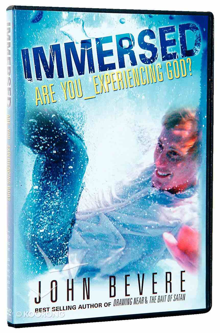 Immersed DVD
