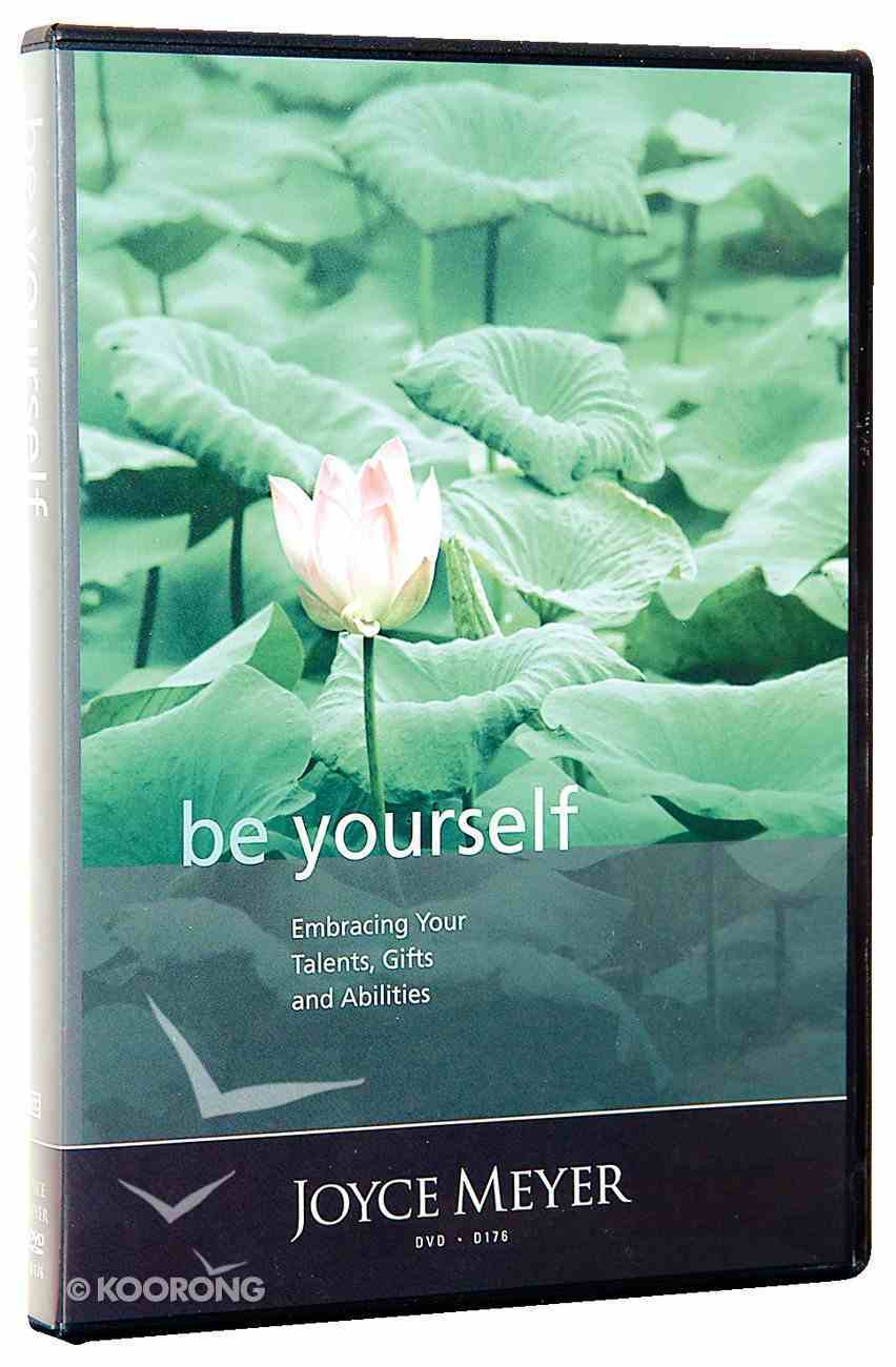 Be Yourself (1 Disc) DVD