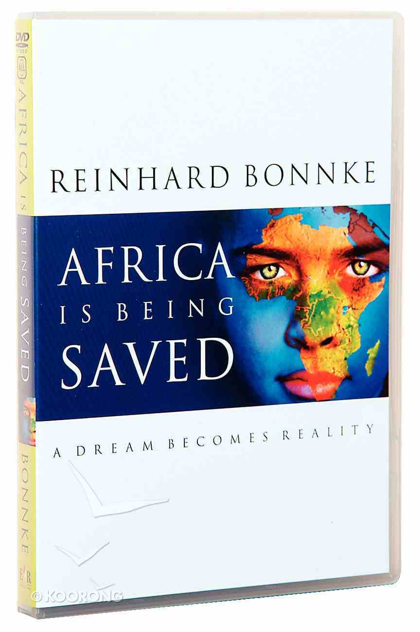 Africa is Being Saved DVD