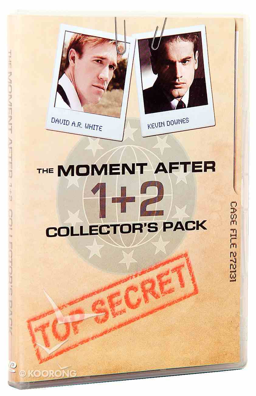 Moment After 1 & 2 Pack DVD
