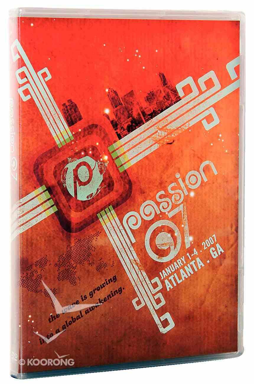 Passion 07 Messages DVD