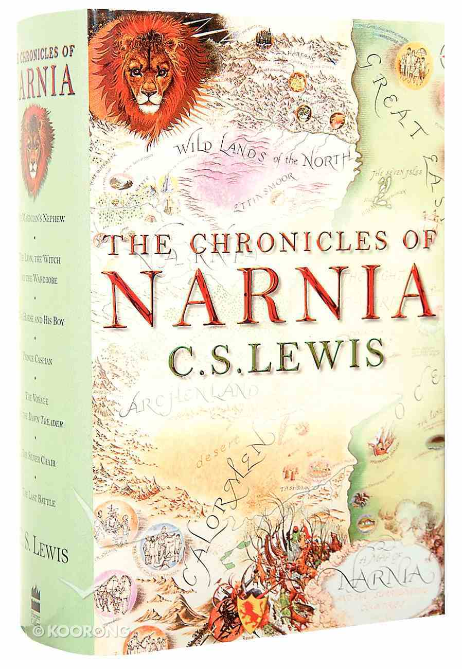 The Chronicles of Narnia  (7 in 1 Volume Edition) (Chronicles Of Narnia Series) Hardback