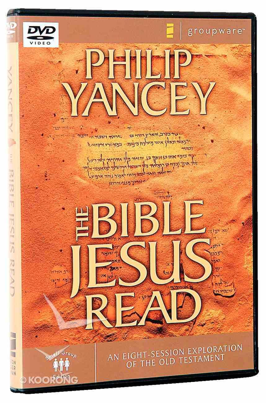 The Bible Jesus Read (Dvd-rom) Dvd-rom