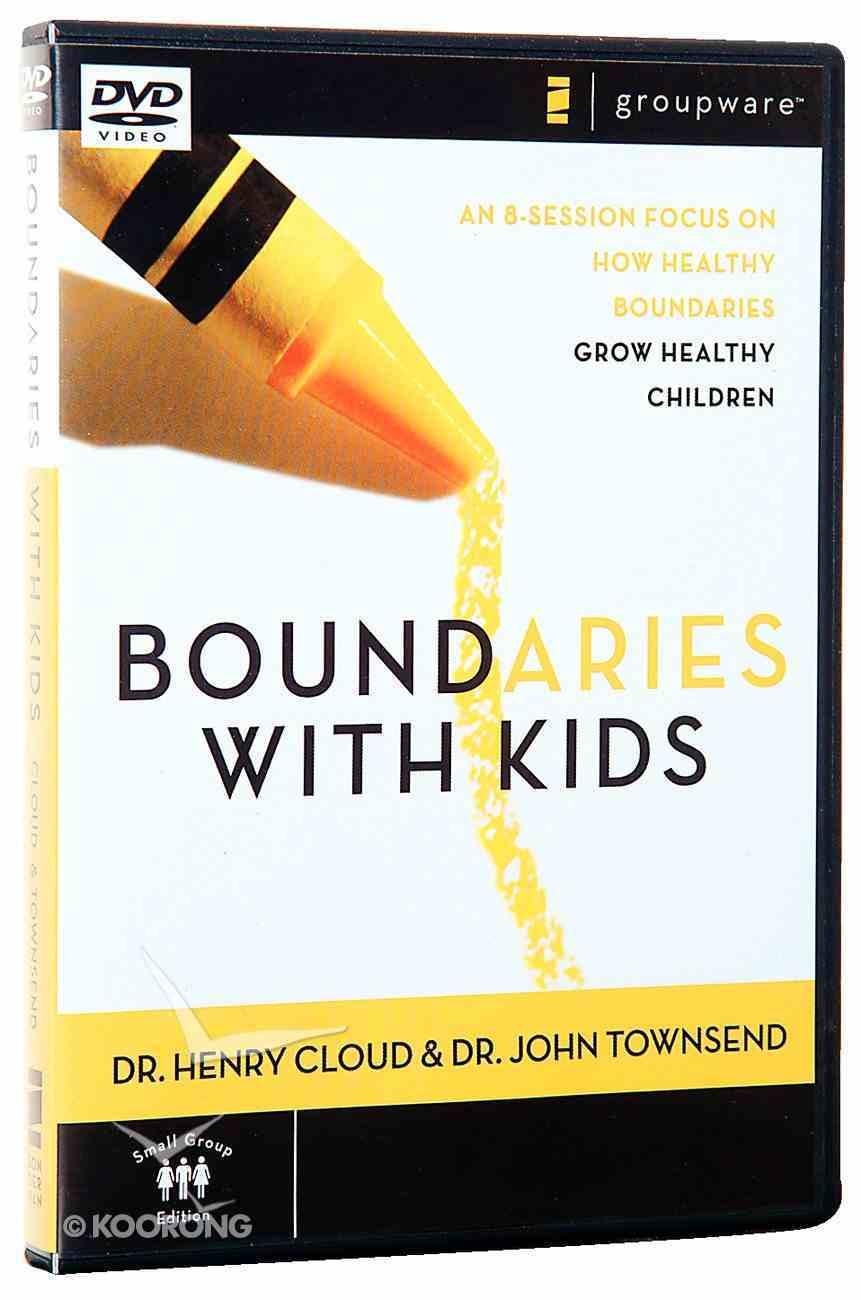 Boundaries With Kids (Dvd-rom) Dvd-rom