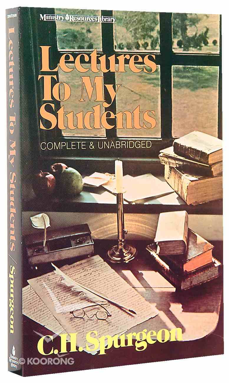 Lectures to My Students (Complete & Unabridged) Paperback