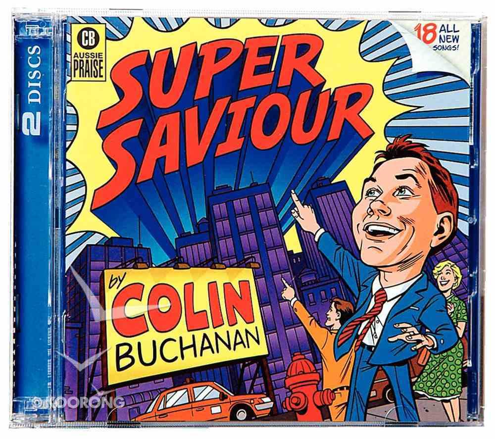 Super Saviour CD