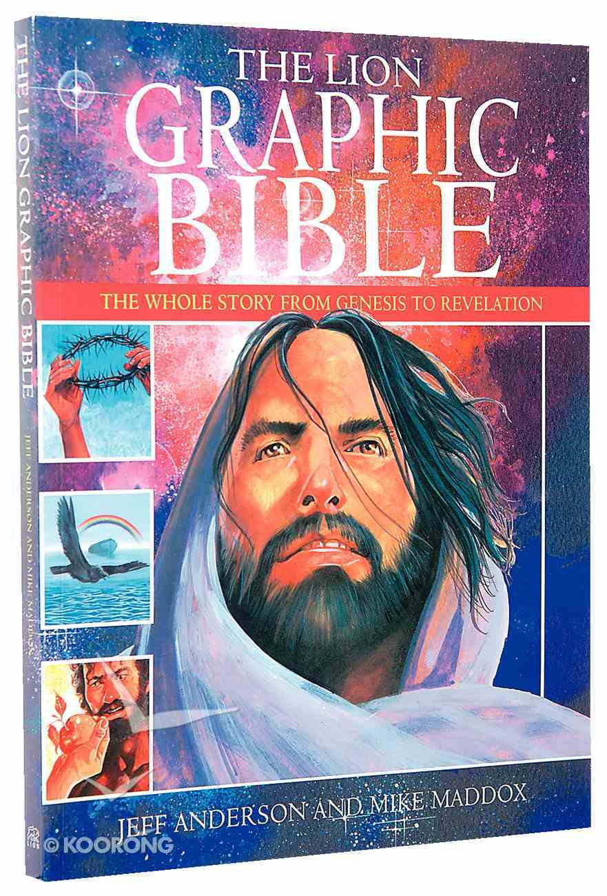 The Lion Graphic Bible Paperback