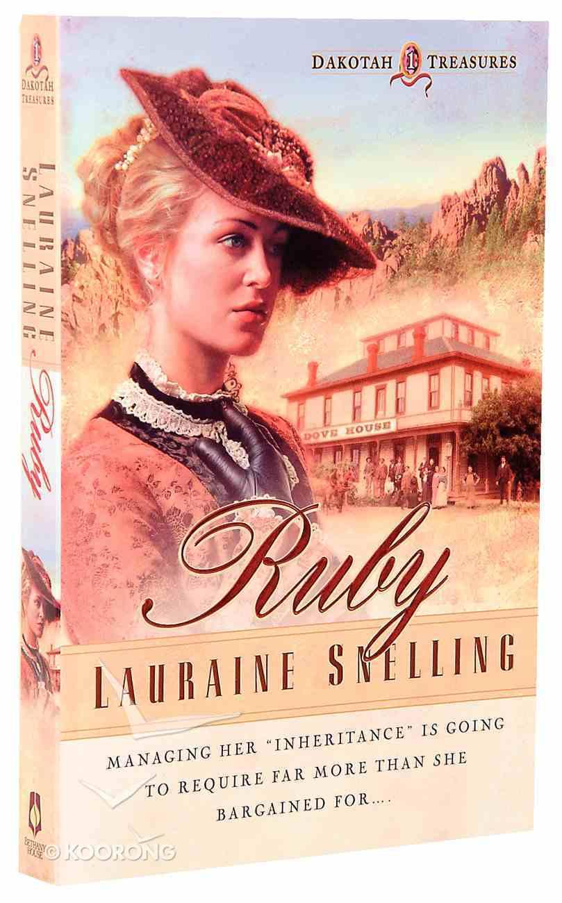 Ruby (#01 in Dakotah Treasures Series) Paperback