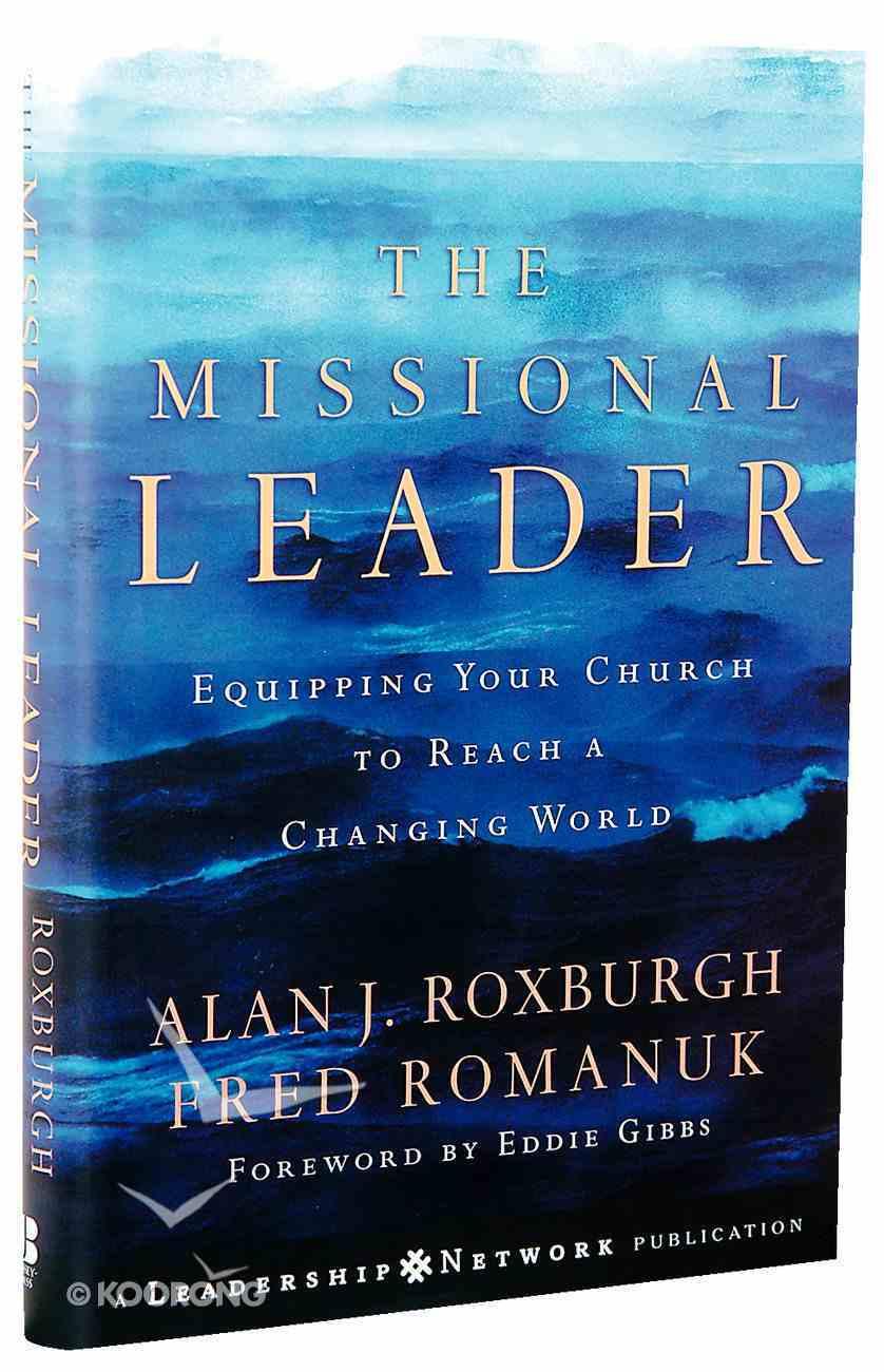Missional Leader Hardback
