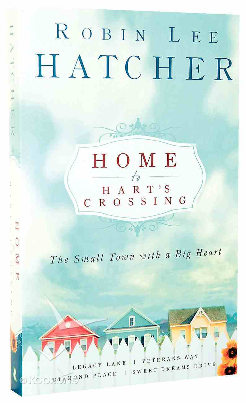 Home to Hart's Crossing (4 Books In 1) Paperback