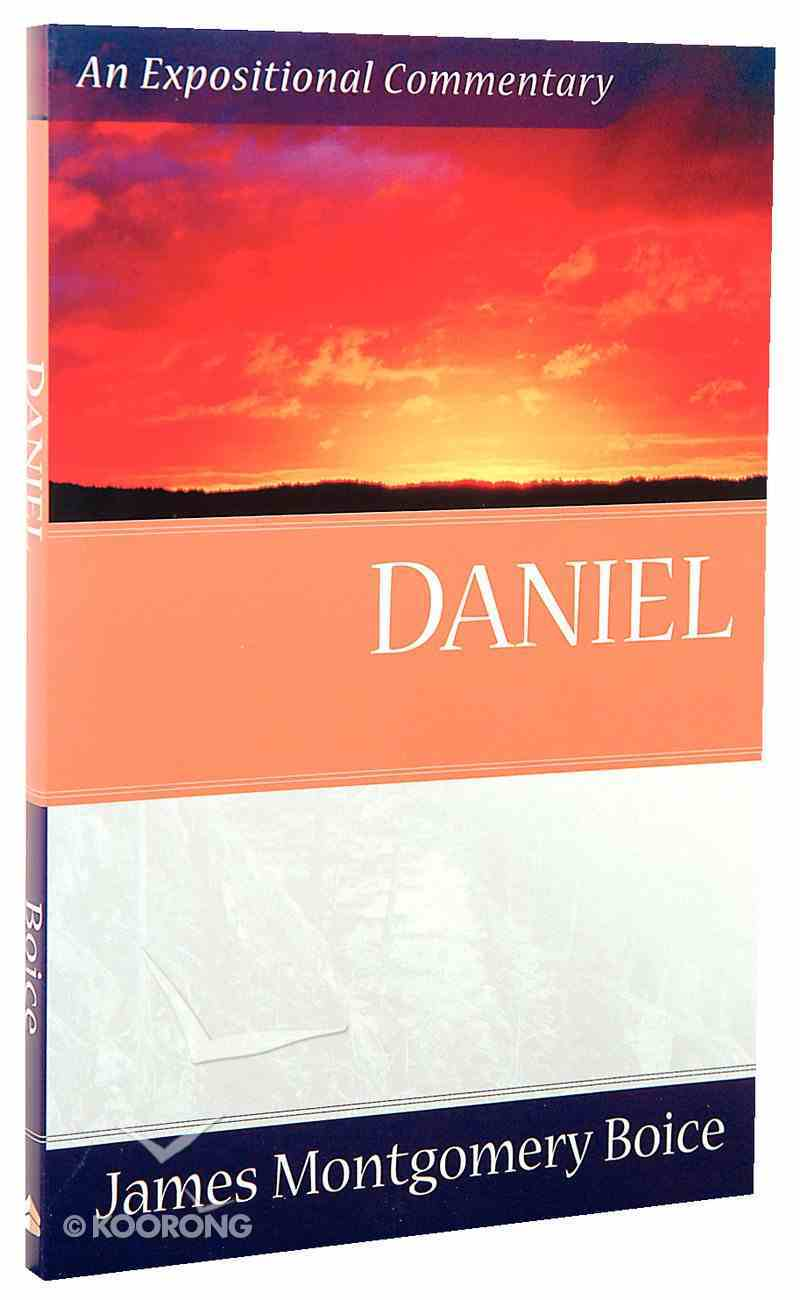 Daniel (Expositional Commentary Series) Paperback