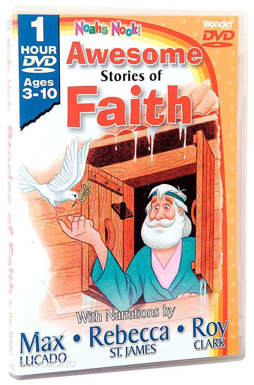 Awesome Stories of Faith DVD