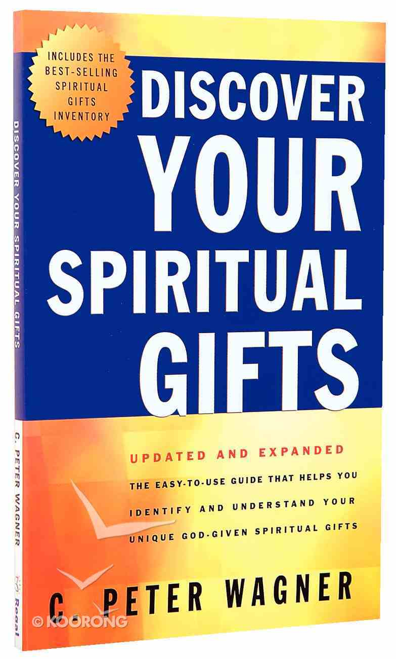 Discover Your Spiritual Gifts Paperback