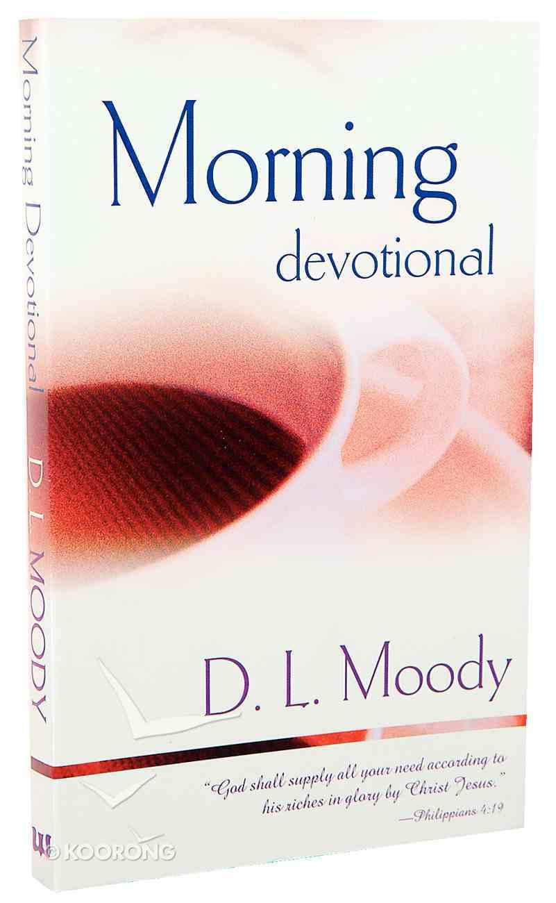 Morning Devotional Paperback