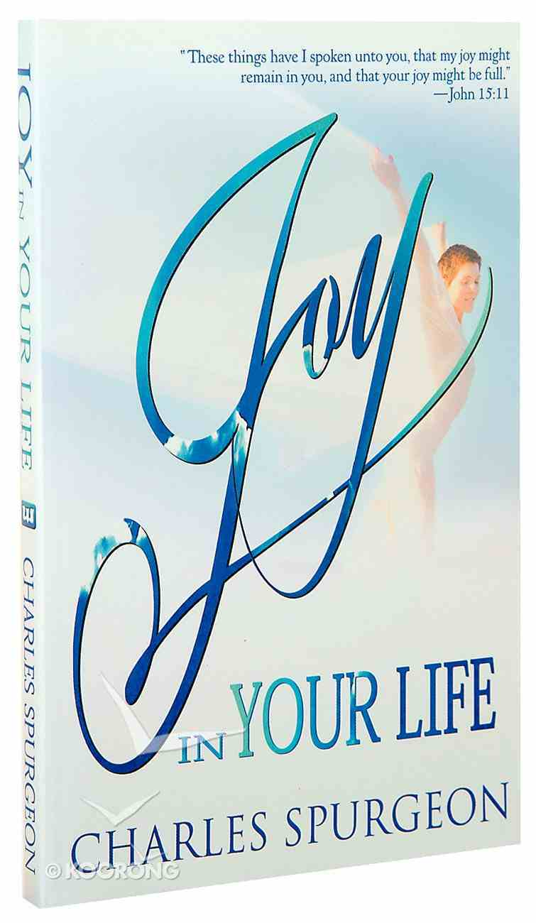 Joy in Your Life Paperback