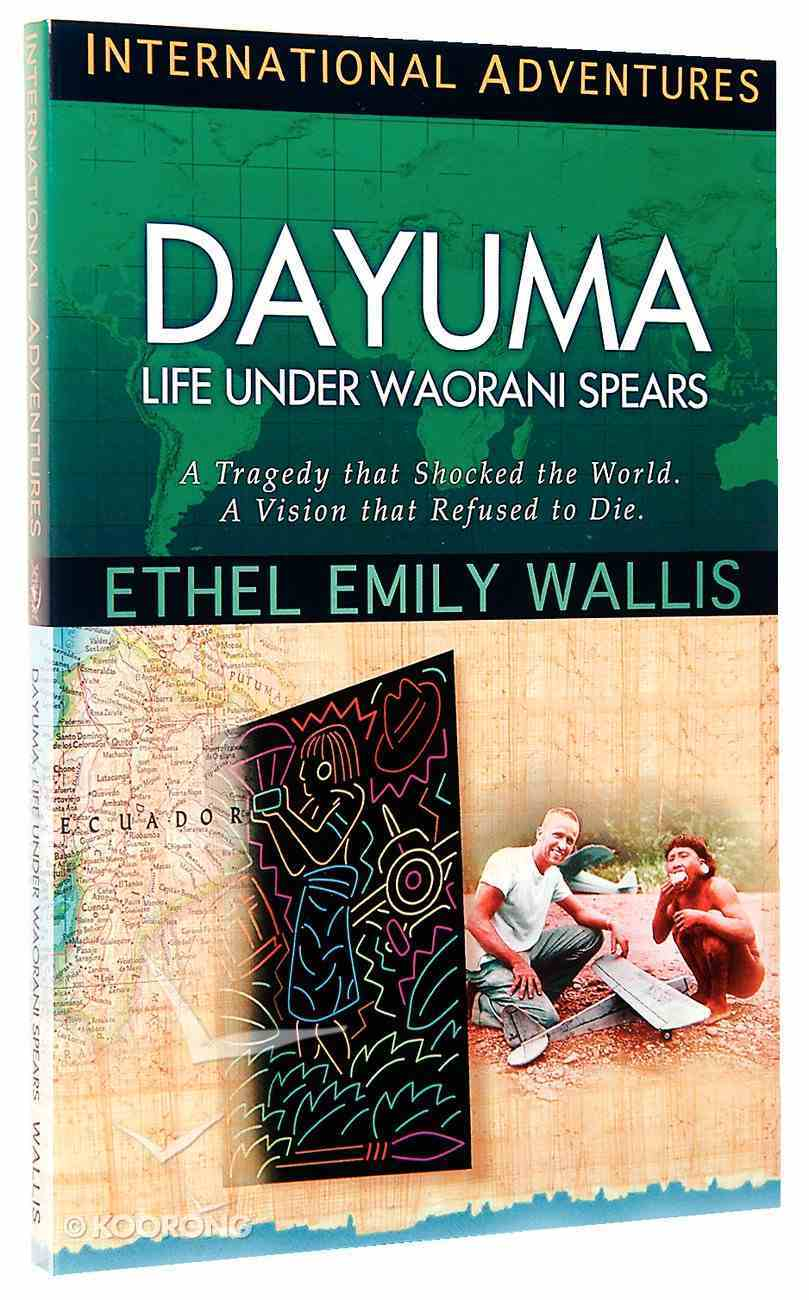 Dayuma (International Adventures Series) Paperback