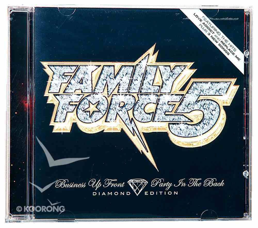 Business Up Front/Party in the Back Diamond Edition CD