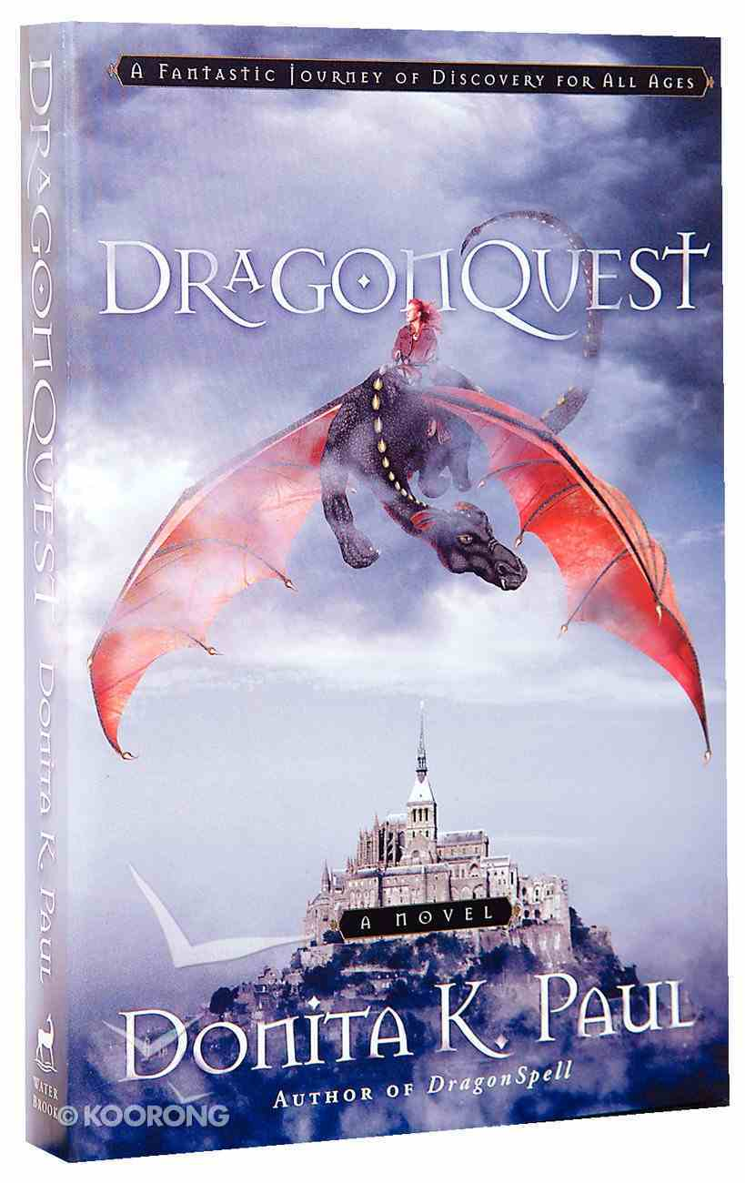 Dragonquest (#02 in Dragonkeeper Chronicles Series) Paperback