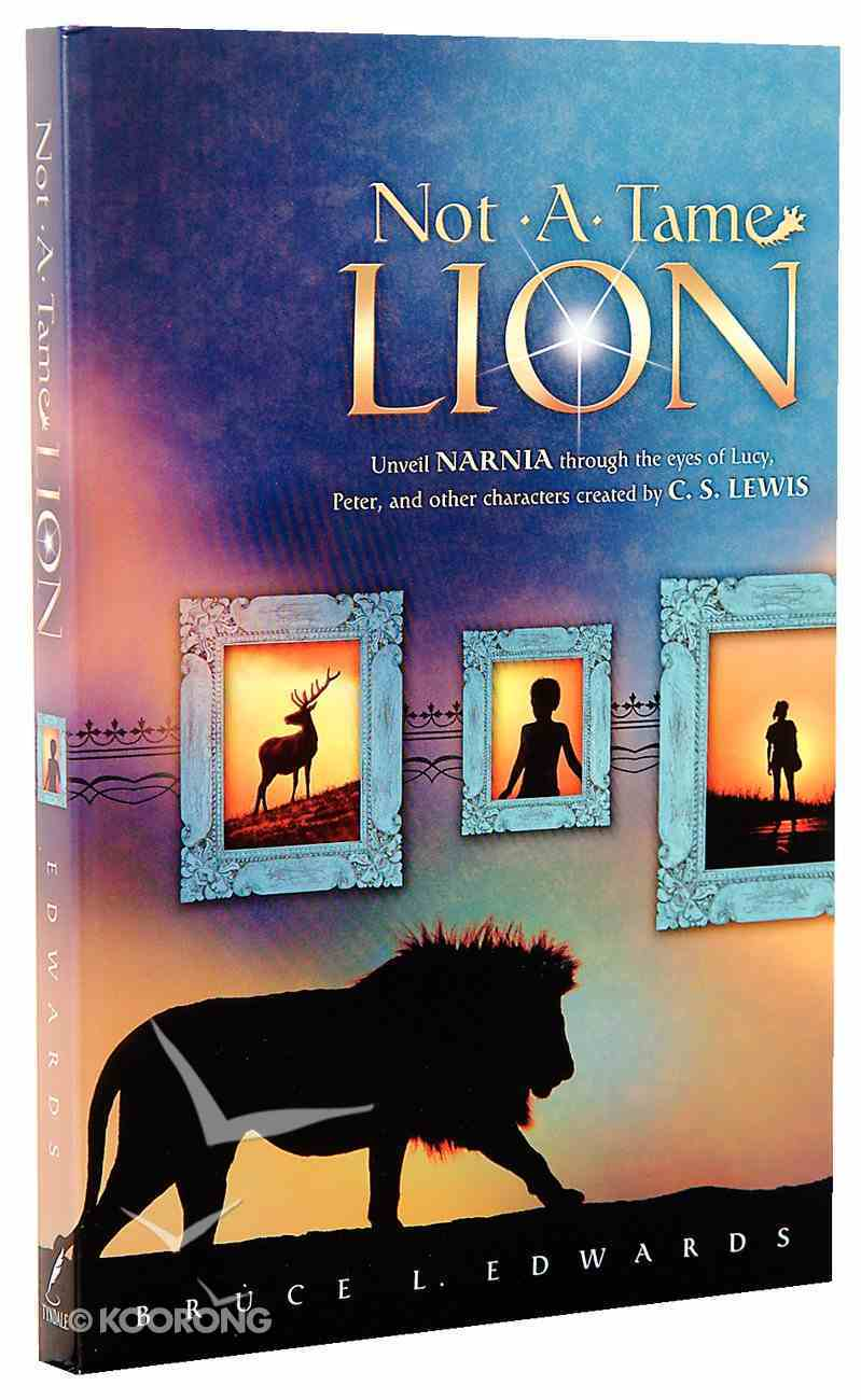 Not a Tame Lion Paperback