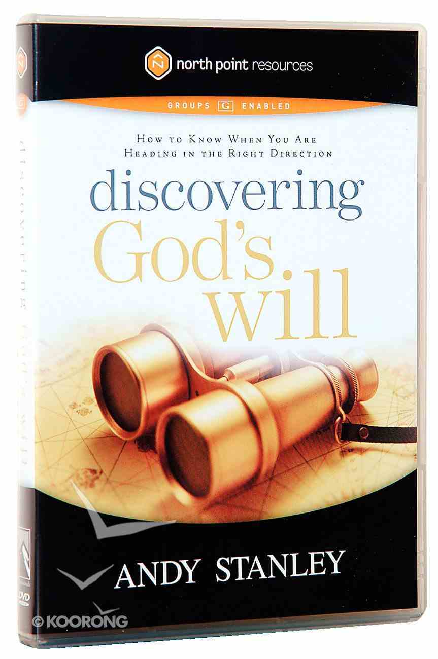 Discovering God's Will (North Point Resources Series) DVD