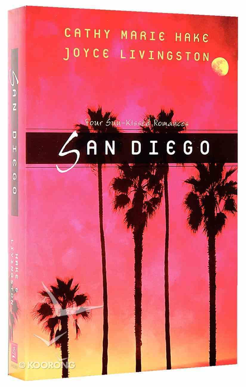 4in1: San Diego Paperback