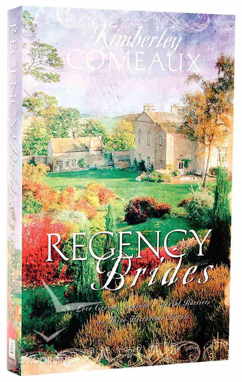 Regency Brides Paperback