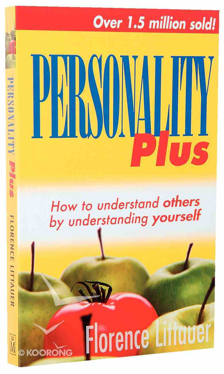 Personality Plus Paperback
