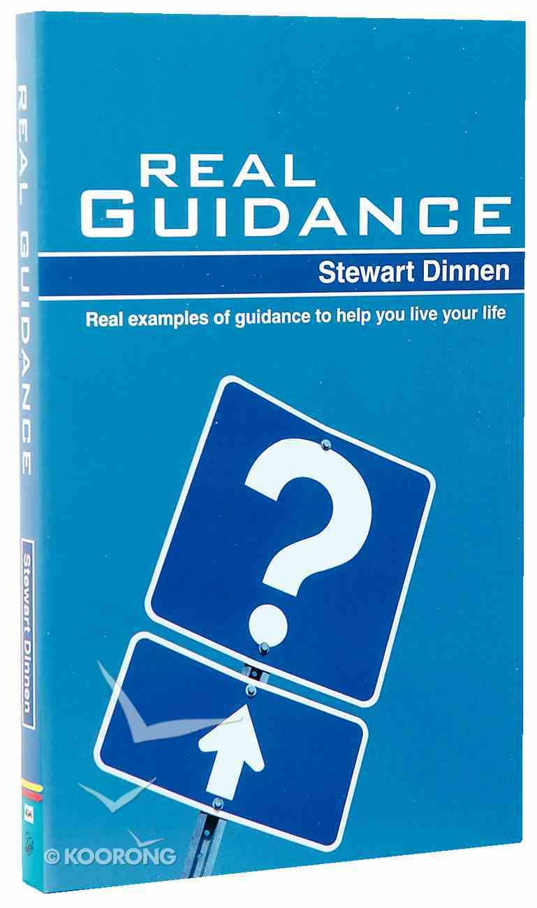 Real Guidance Paperback