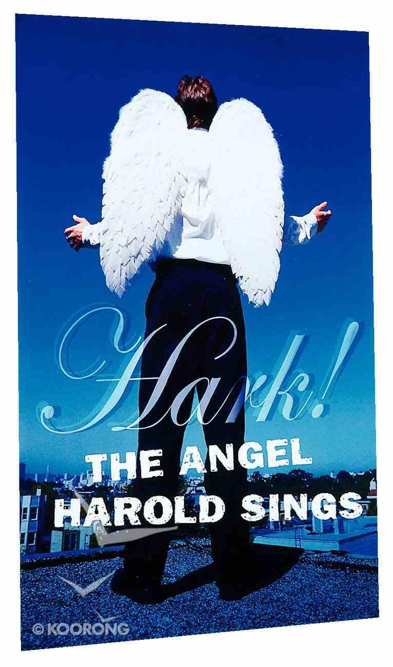 Hark! the Angel Harold Sings Booklet