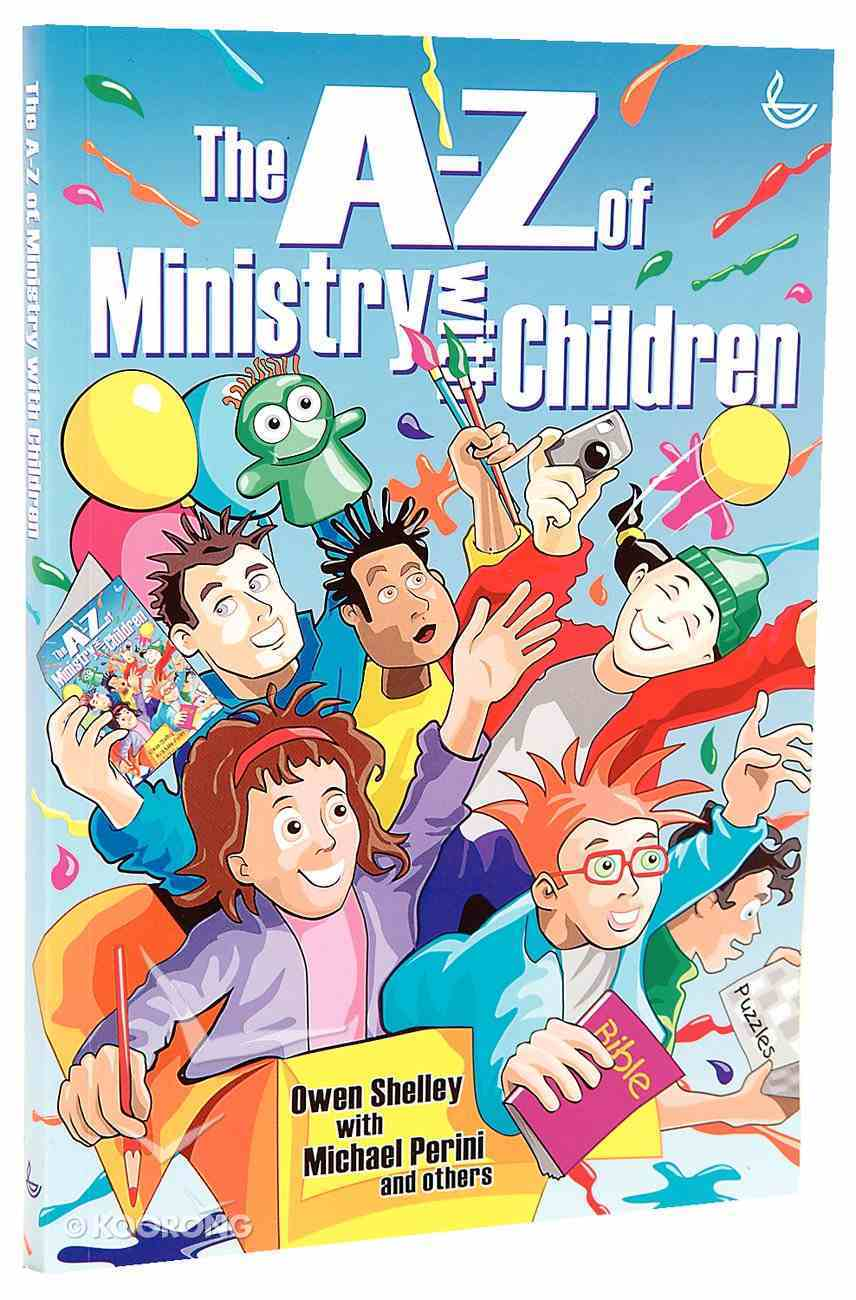 The A-Z of Ministry With Children Paperback