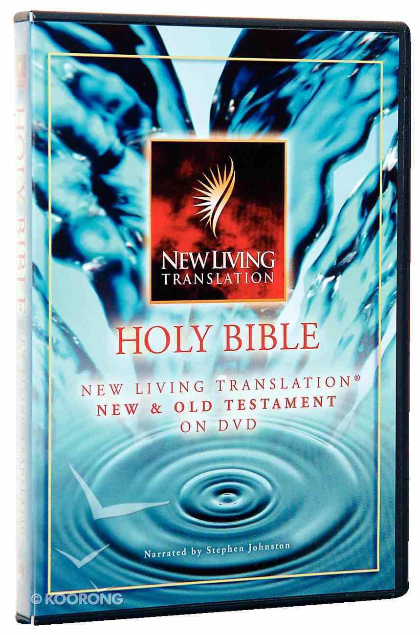 NLT DVD Complete Bible (1st Ed.) DVD