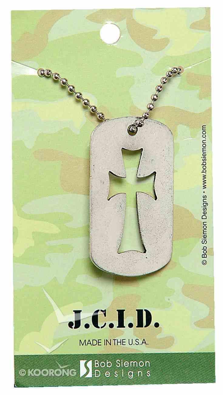 Jcid Tag: Cross/Angular Jewellery