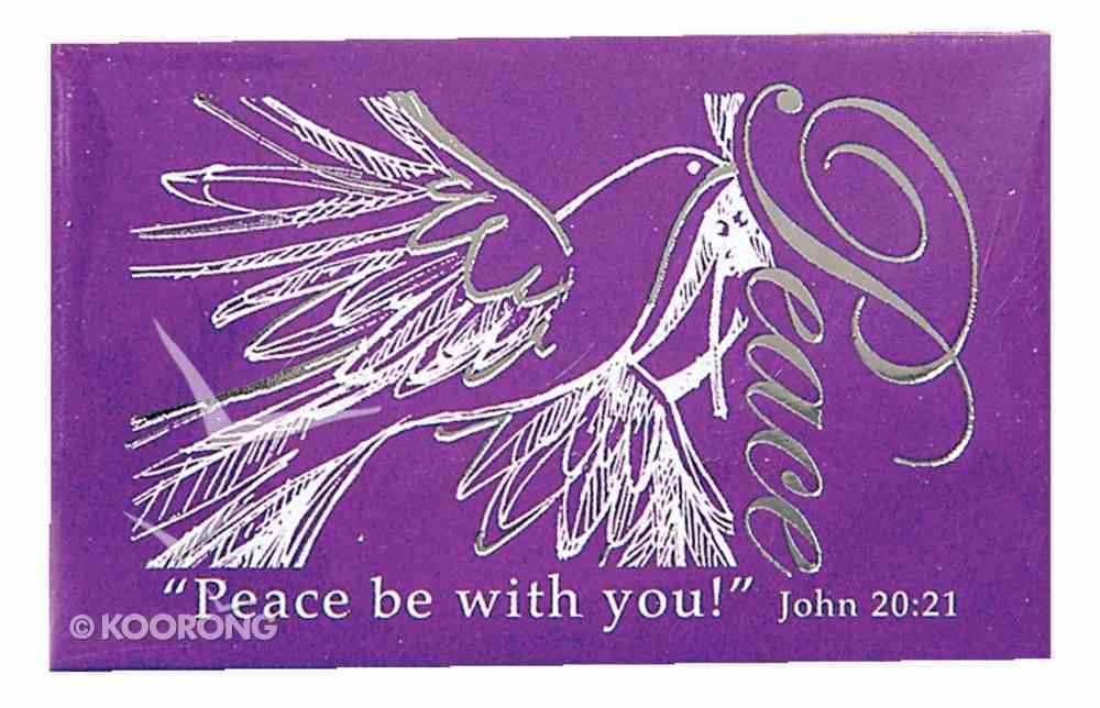 Peace Be With You (7.6 X 5.1cm) (Pass It On Cards Series) Cards