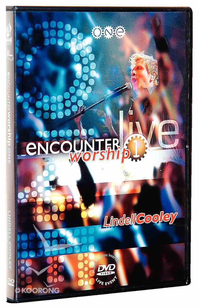 Encounter Worship Live (Volume 1) DVD