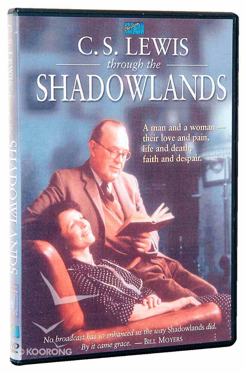 C.S. Lewis - Through the Shadowlands DVD