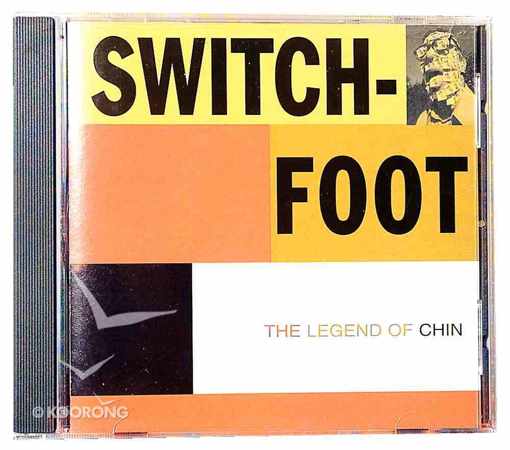 Legend of Chin the CD