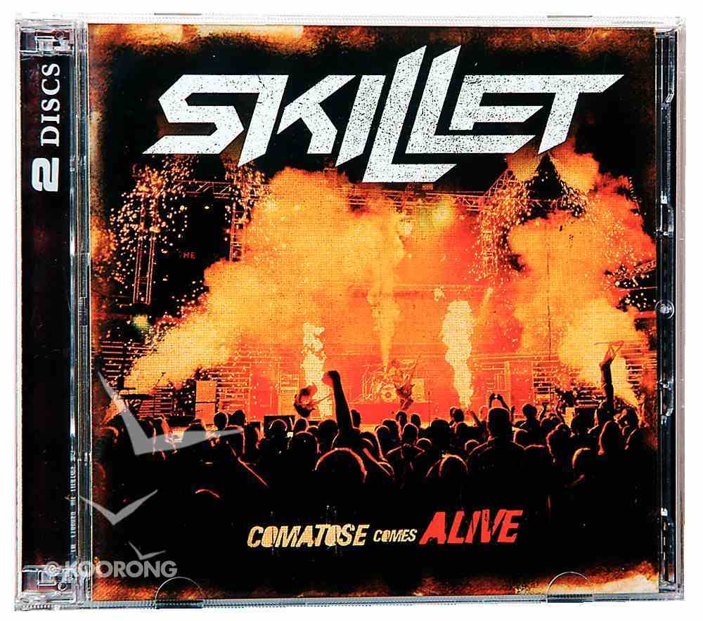 Comatose Comes Alive CD & DVD CD