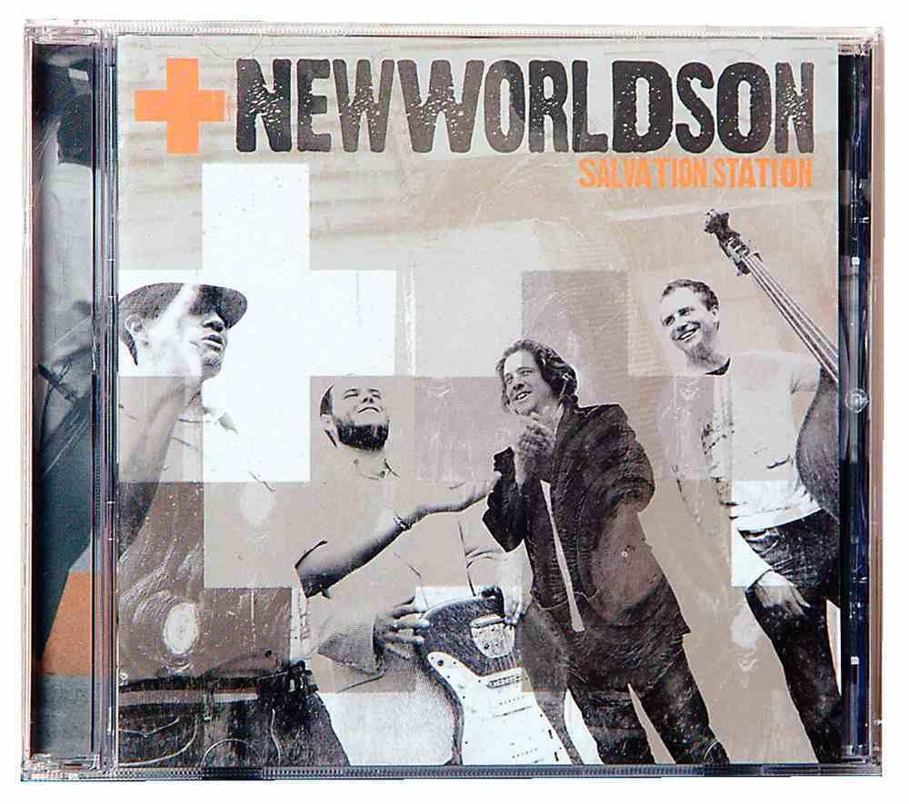 Salvation Station CD