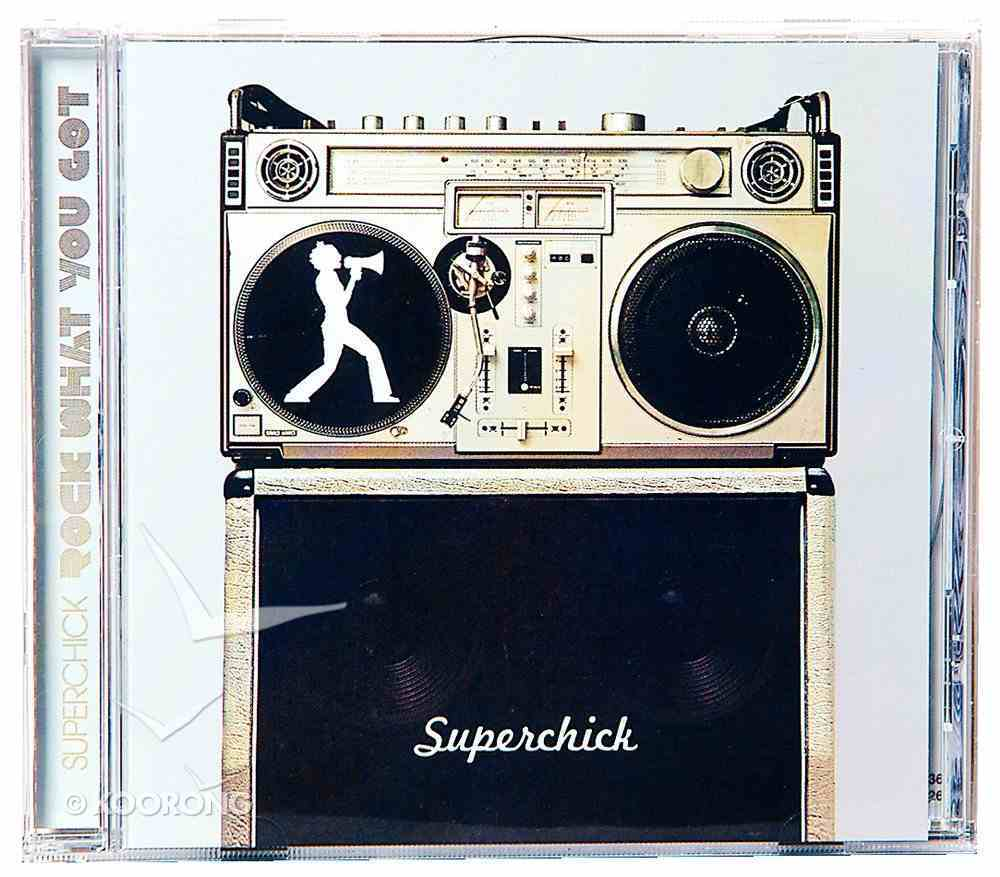 Rock What You Got CD
