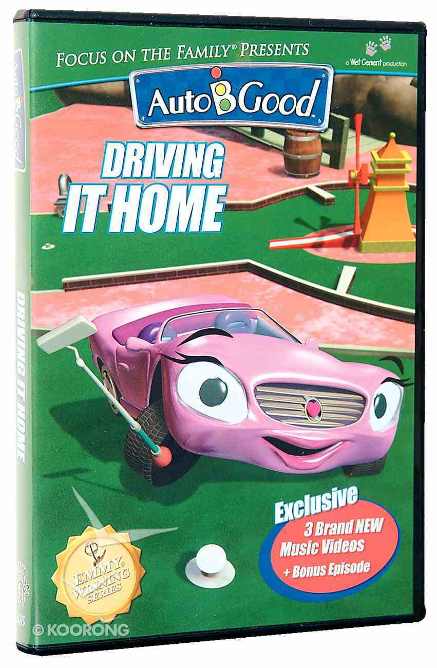 Driving It Home (#07 in Auto B Good Dvd Season 2 Series) DVD