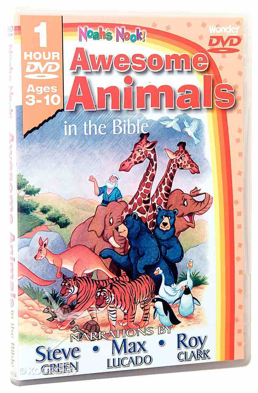 Awesome Animals in the Bible DVD
