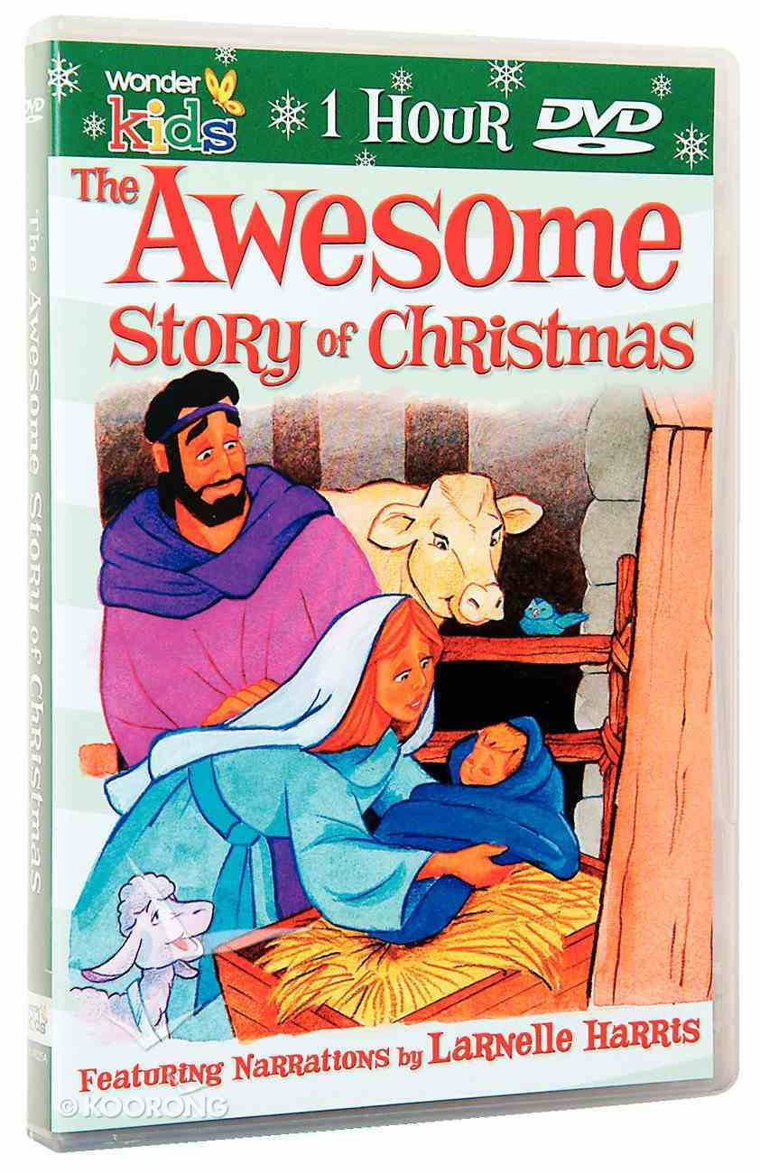 The Awesome Story of Christmas DVD