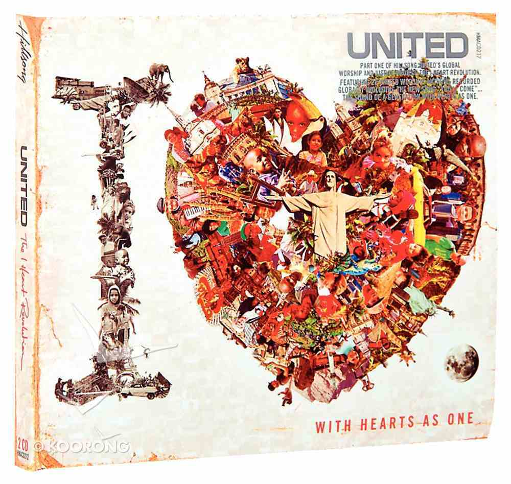 Hillsong United 2008: With Hearts as One (The I Heart Revolution) (United Live Series) CD