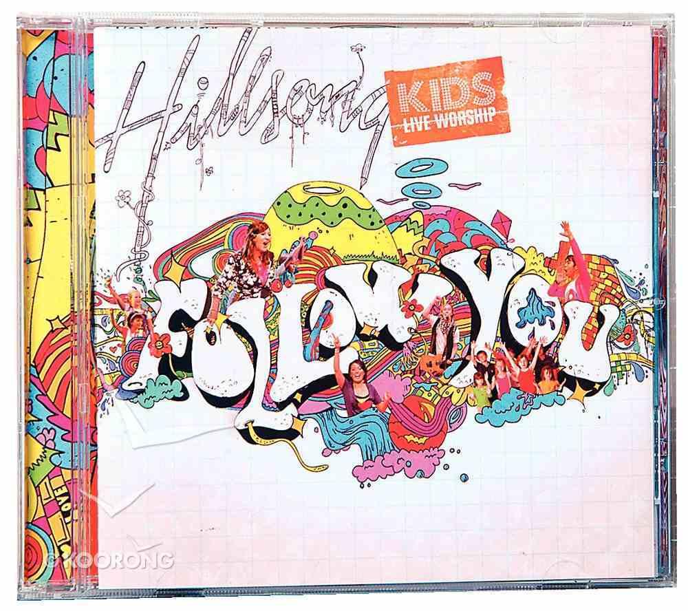 Hillsong Kids 2008: Follow You CD